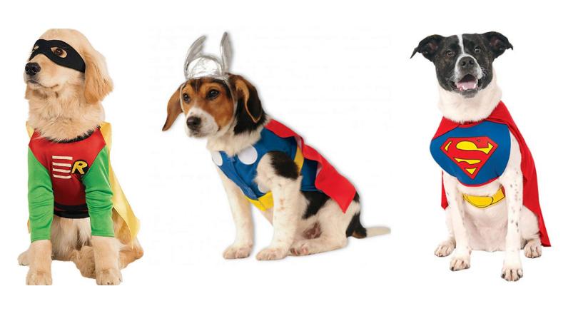 comic dog heroes